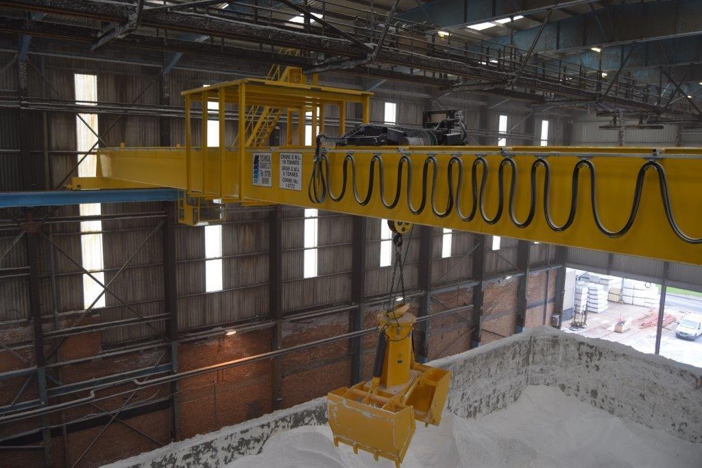 heavy duty used cranes