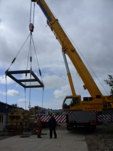 crane test weights