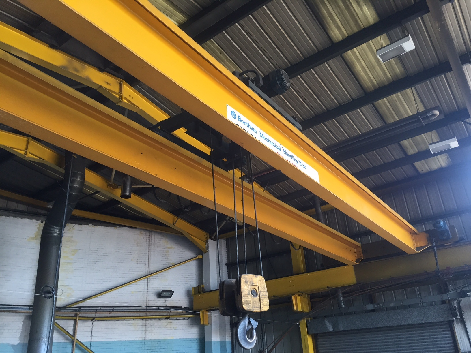 Demag 16 Tonne 15 Metre Crane