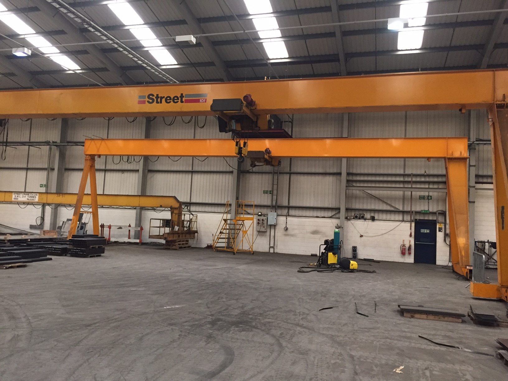 Used Crane for sale – Street 10 Tonne 16 Metre Crane