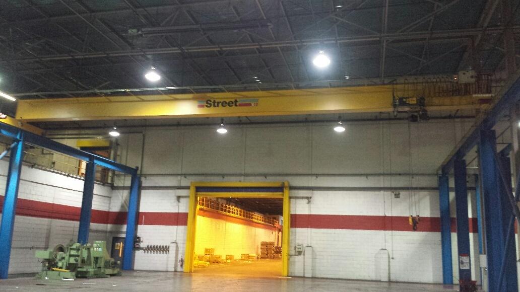 Street ZX 10 Tonne 22 Metre Used Crane