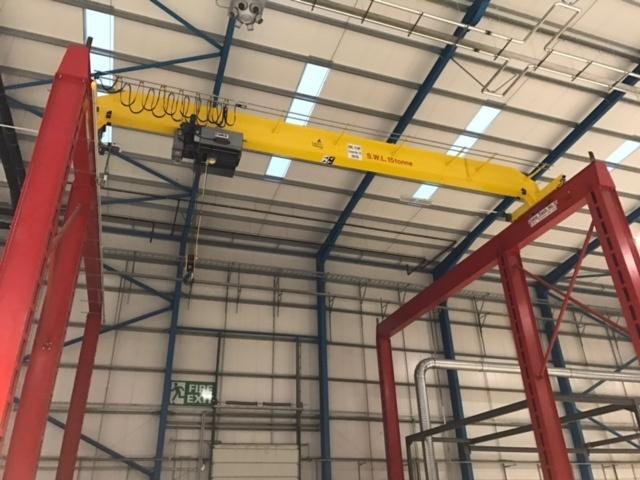 Cmak 15 Tonne 16 Metre Crane